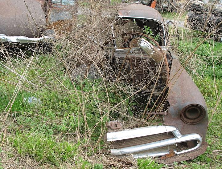 Abandoned A-C | Abandoned Cars and Trucks