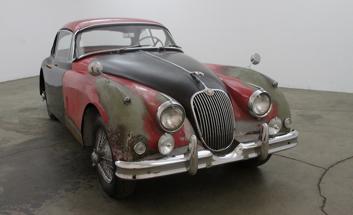 Wide Range Of Barn Finds Road Ready Classics To Be Offered At Auction