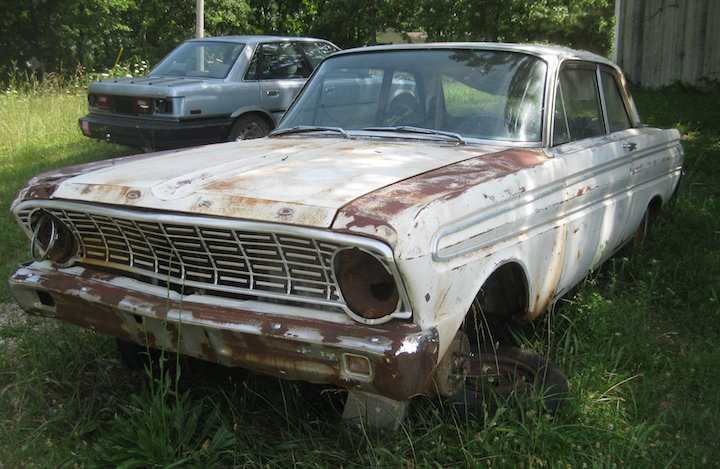Abandoned F | Abandoned Cars and Trucks