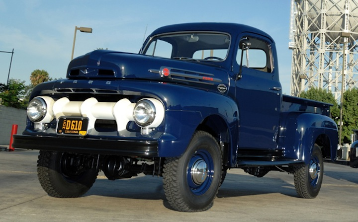 Feed Pictures - Willock Swivel Frame 1958 Dodge Power Wagon For Sale