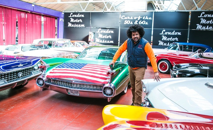 London Motor Museum Owner Elo To Add Exhibits To Miami Auto Museum Abandoned Cars And Trucks