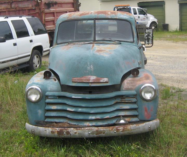 Service & Repair Manuals 1948-1953 Chevrolet Truck Shop Manual ...